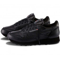 Reebok Classic Leather Black  10809